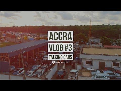 ACCRA VLOG 3. TALKING CARS