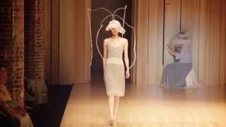 Natalie Capell - 080 Barcelona Fashion Week Backstage &Show - July 2014 Thumbnail