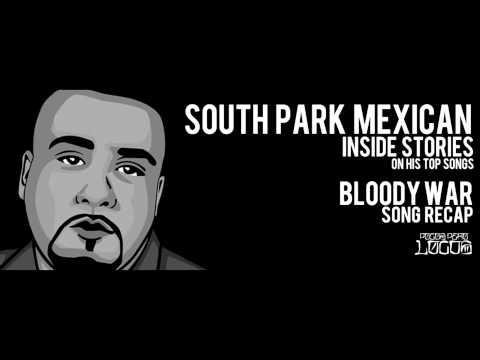SPM aka South Park Mexican