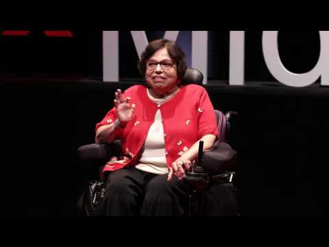 TEDx Talk Stronger Together: Advancing the Rights of People with Disabilities