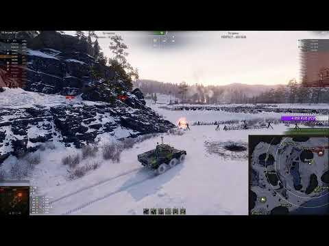 lynx 6x6 хороший танк