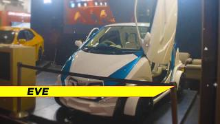 Executive Modcar Trendz at Auto Expo 2018 - By Autocar India