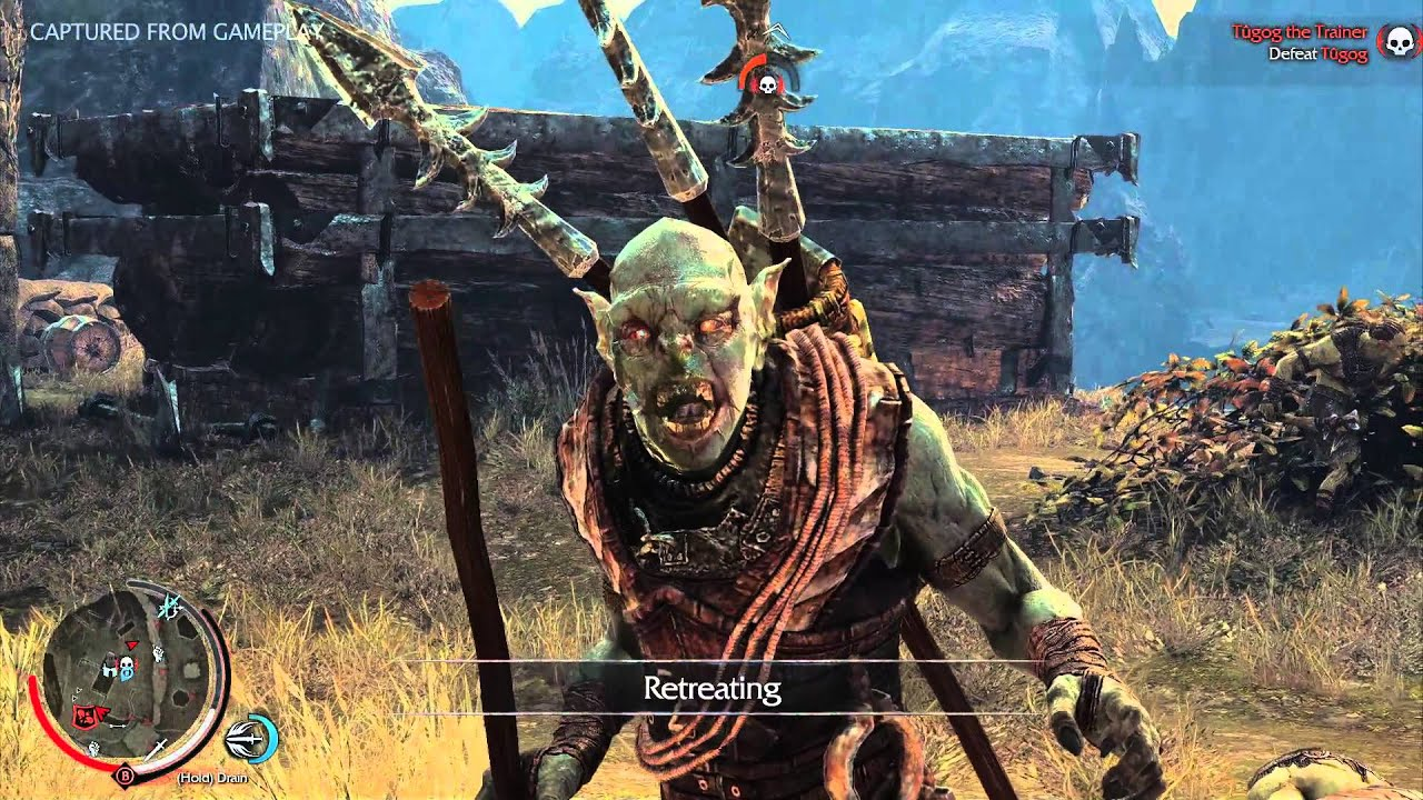 middle earth shadow of mordor how to use runes