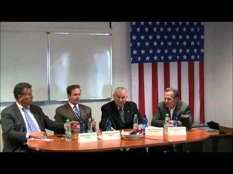 """The Role of US Congress in Foreign Policy Making"" - US Congressmen at the American Studies Center"