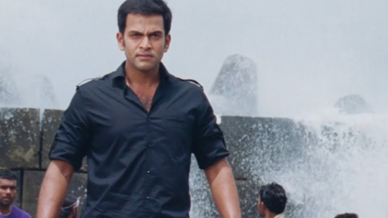 The Thriller   Prithvi fight scene   Mazhavil Manorama