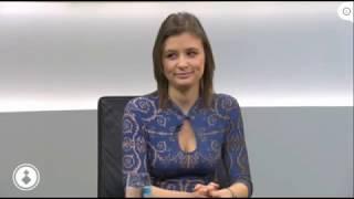 Dúró Dóra az RTL KLUB Magyarul Balóval c. műsorában