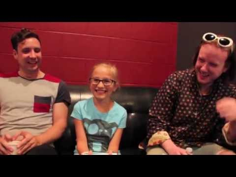 Kids Interview Bands - Two Door Cinema Club