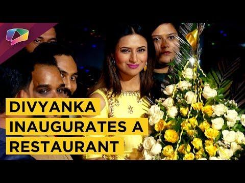 Divyanka Tripathi Dahiya Talks About Being A Foodie | Inaugurates A Restaurant | Exclusive