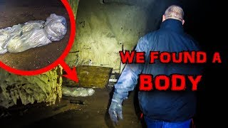 "WARNING We Found BODIES In Secret Underground Laboratory (""Call The Police"")"