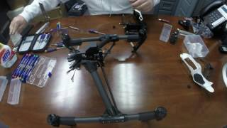 DJI Inspire 1 Teardown and Rebuild