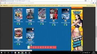 DESCARGAR E INSTALAR  PSP GOLD PARA PC WINDOWS 10,8 Y 7