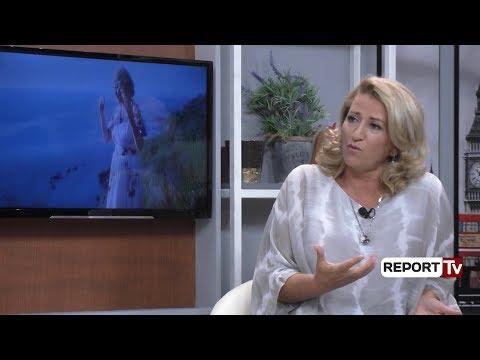Report TV - Shkurte Fejza kritikon ashpër lidershipin në Kosovë: Politikanët tanë si gangstera