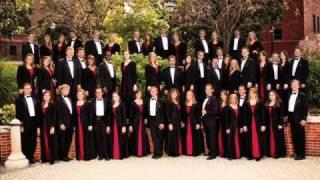 """Lucis Creator"" (Miskinis) - Millikin  University Choir"