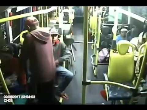Nóias fazem arrastão em ônibus da Cidade Tiradentes