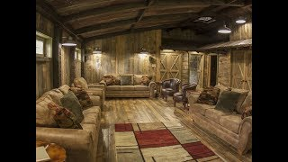 Rustic 3d Tour Of A Custom Golden Eagle Timber Home