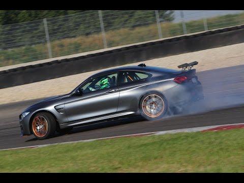 BMW M4 GTS #Drift