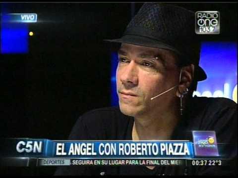 C5N - EL ANGEL DE LA MEDIANOCHE CON ROBERTO PIAZZA