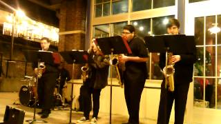 Pop Medley 2012 - 4 of a Kind Sax Quartet