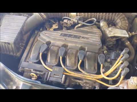 Cambio de junta de cabeza Fiat 16V head gasket replacement