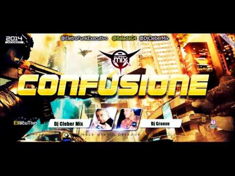 Dj Cleber Mix Feat Dj Groovy - Confusione (Remake 2014)