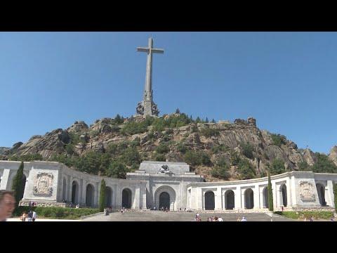 La exhumación de los restos de Franco será el próximo día 24 de octubre