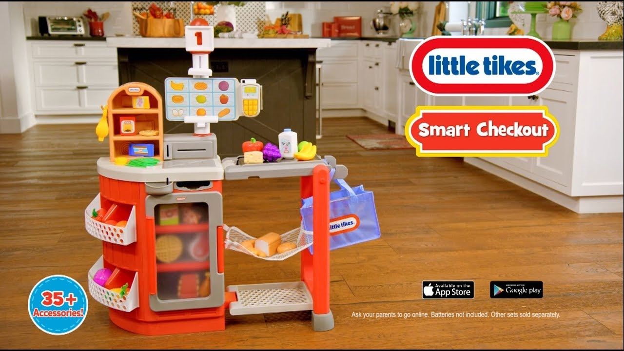 Little Tikes Shop \'n Learn Smart Checkout | Product Demo