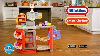 Little Tikes Shop 'n Learn Smart Checkout | Product Demo