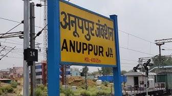 Anuppur Junction, Madhya Pradesh