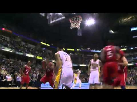 NBA Playoffs 2013: NBA Atlanta Hawks Vs Indiana Pacers Highlights April 24, 2013 Game 2