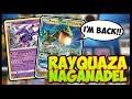 Rayquaza's Back? Rayquaza GX / Naganadel - Pokemon TCG Online Gameplay
