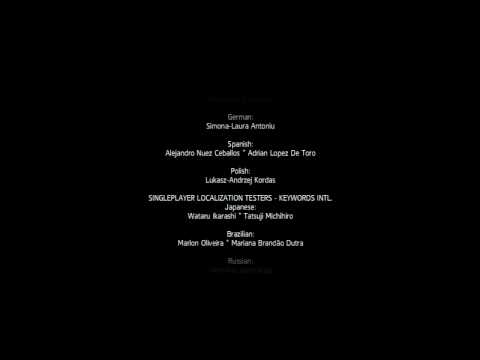 Assassin's Creed IV: Black Flag - Ending (Credits) Music/Song [Anne Bonny - The Parting Glass]