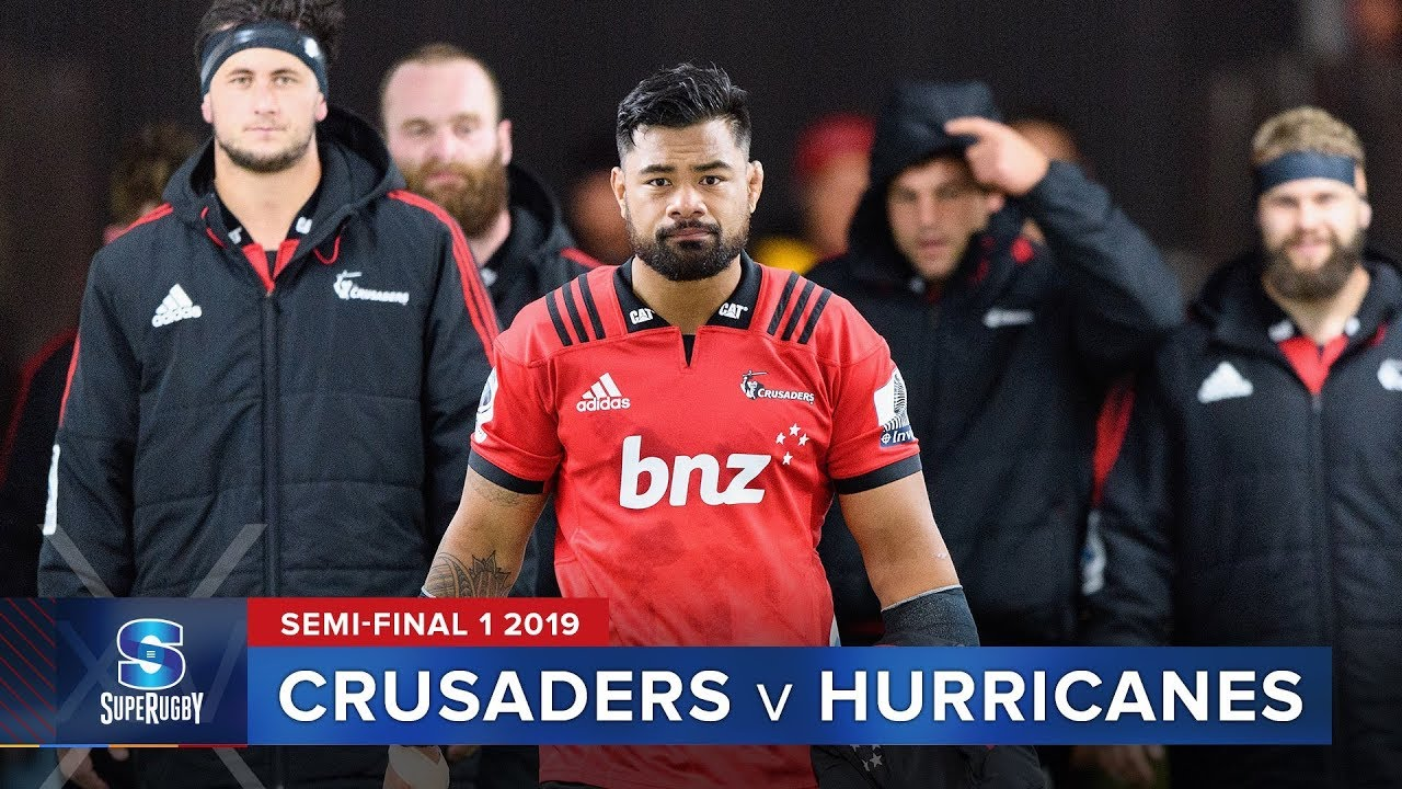Crusaders v Hurricanes | Super Rugby 2019 Semi-Final 1 Highlights
