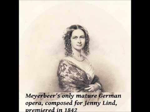 Norma Sharp -  'Glück bedeuten diese Töne' - Meyerbeer