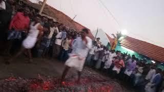 thammadahalli sri siddappaji agnikonda da video