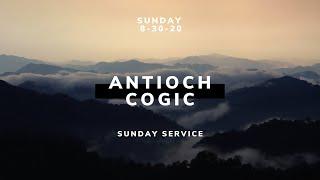 Antioch COGIC Buffalo Bishop James H. Bowman Sr. Sunday Service