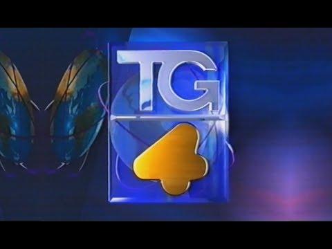 """Rete 4 - """"Tg4"""" Sigla 1996-99 #HD720/50p"""