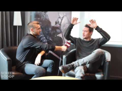 The Last Kingdom Season 2 | Alexander Dreymon Interview