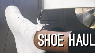 Collective Shoe Haul | Nike, Adidas, Tommy Hilfiger, Ralph Lauren and More!