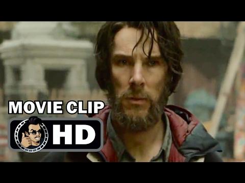 DOCTOR STRANGE Deleted Scene - Lost in Kathmandu (2016) Benedict Cumberbatch Marvel HD