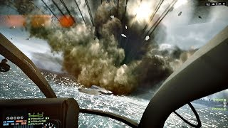 cargo ship explosion BF4 hainan resort