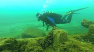 Lake Erie Shipwreck Diving: Canobie ( Crib Wreck )
