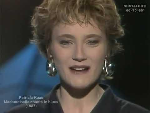 Patricia Kaas - Mademoiselle chante le blues (1987)