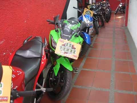 Motos Usadas.
