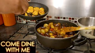 Sabbi & Ashley Reטeal Their Caribbean & Indian Menu!   Come Dine With Me