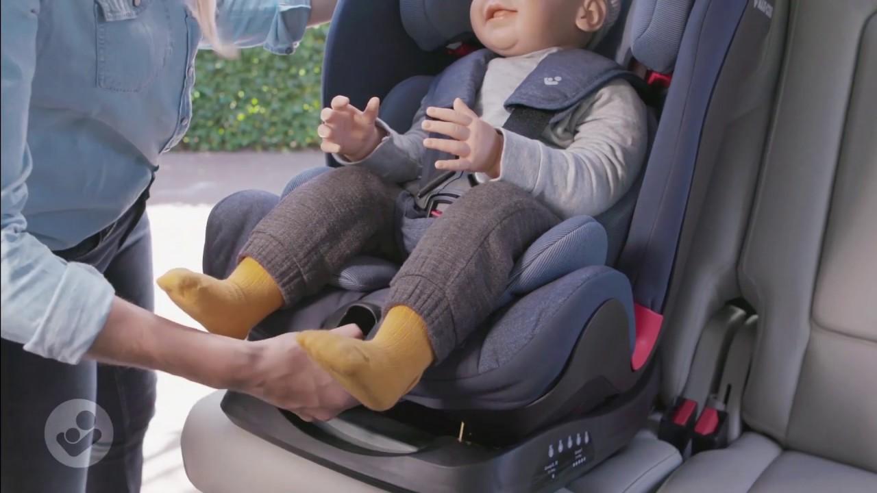 Maxi Cosi Titan Group 1 2 3 Car Seat Black Smyths Toys Youtube