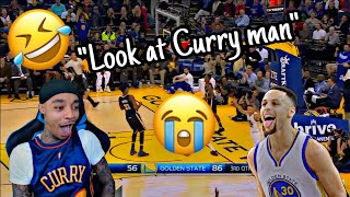 """FLIGHTREACTS """"Look at Curry Man"""" Moments!"""