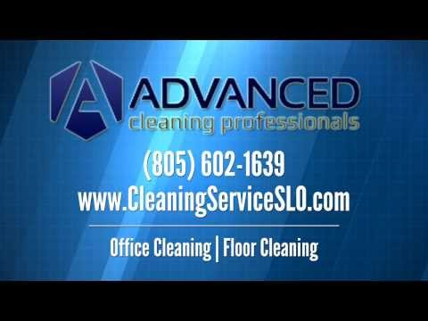 Commercial Cleaning Company in San Luis Obispo
