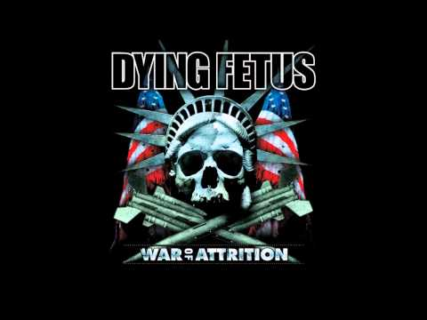 Dying Fetus - War Of Attrition (2007) Ultra HQ