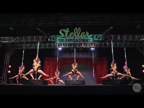 """Stellar On Broadway : 360 Fitness Club, Mixed Class, """"Mein Herr"""""""