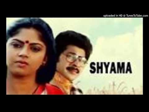 Poonkatte poyi chollamo - Shyama -1986 - Bijoy and Saroj - Cover